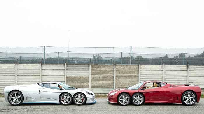 The $640,000 Six Wheel Supercar | RIDICULOUS RIDES