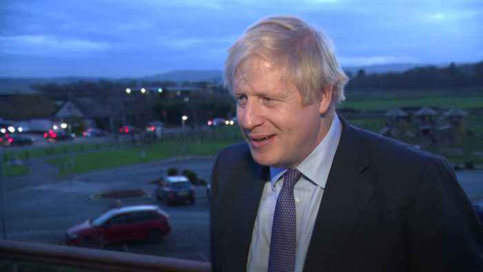 Boris Johnson refuses to say if he will go ahead with Andrew Neil interview