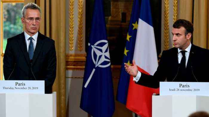 Is Macron's NATO 'brain dead' comment a wake-up call?