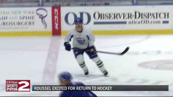 Roussel excited for return, aims to make most of conditioning assignment with Comets