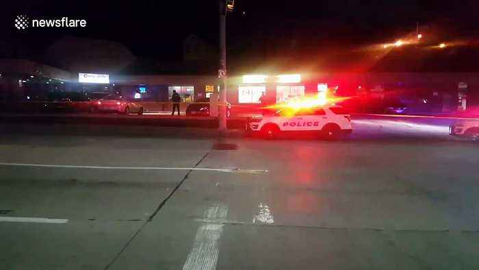 One shot, one injured in downtown Cincinnati shooting