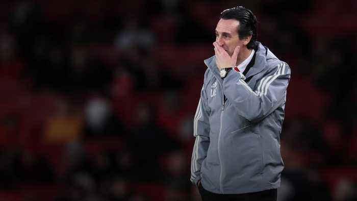 Unai Emery sacked as Arsenal manager