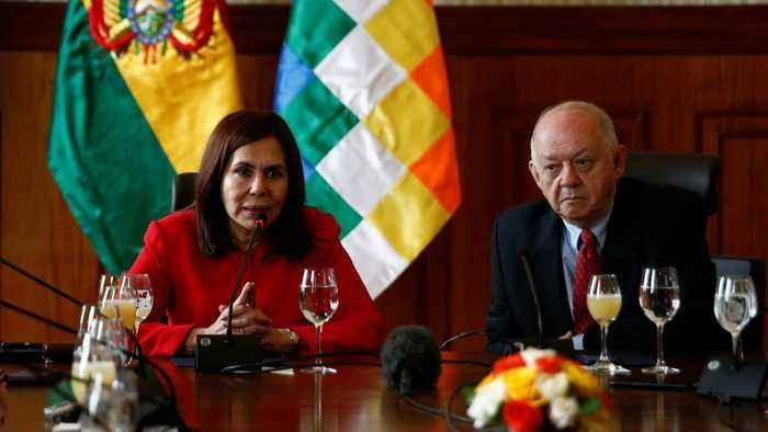 Bolivia politics: New US ambassador appointed