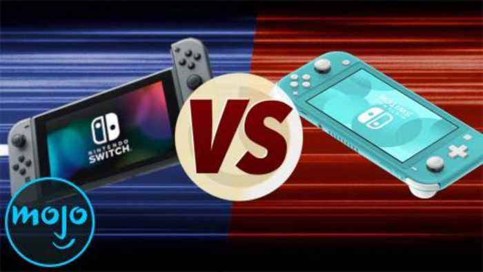 Nintendo Switch VS Switch Lite - What To Buy This Black Friday