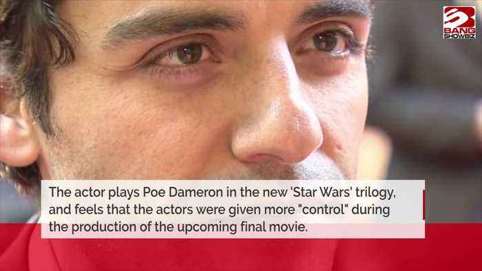 Oscar Isaasc Thinks Star Wars Cast Were Given One News Page Video