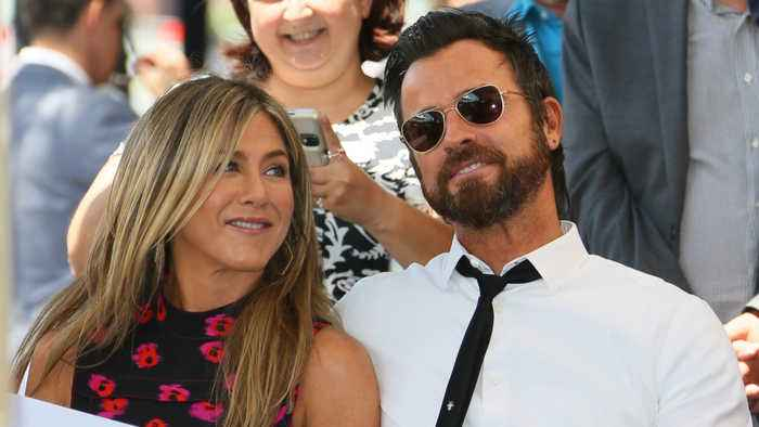 Jennifer Aniston and Justin Theroux reunite for Thanksgiving celebration