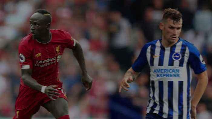 Premier League match preview: Liverpool v Brighton