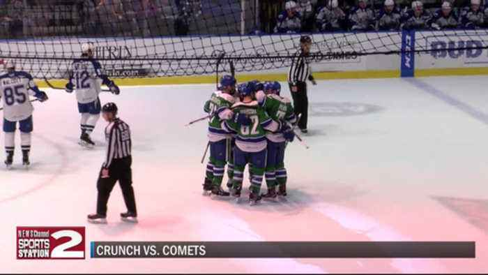 Comets vs. Canucks