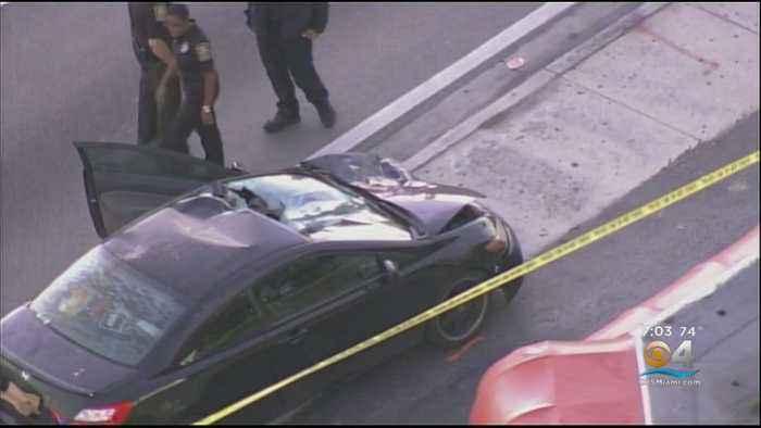 Pedestrian Struck, Killed In Miami Gardens