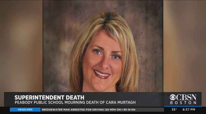 Peabody Schools Superintendent Dies 'Suddenly And Unexpectedly'