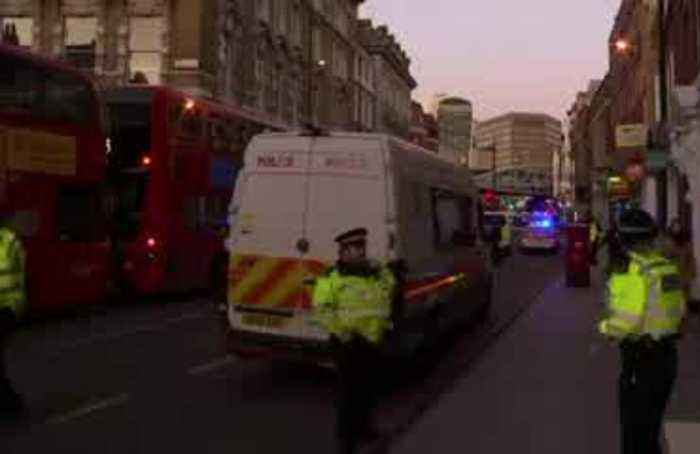 London attacker released from prison last year after terrorism offenses