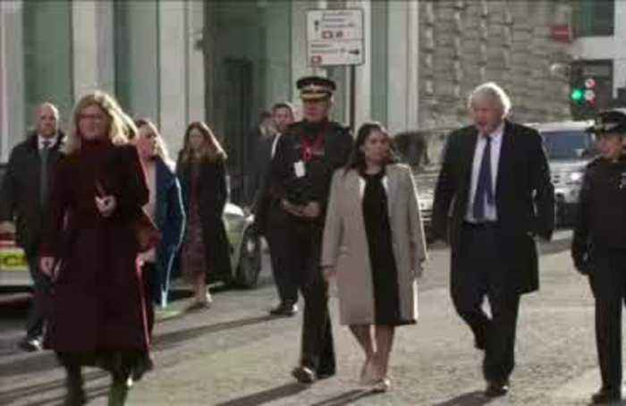 British PM calls for tougher sentences for terrorism offences