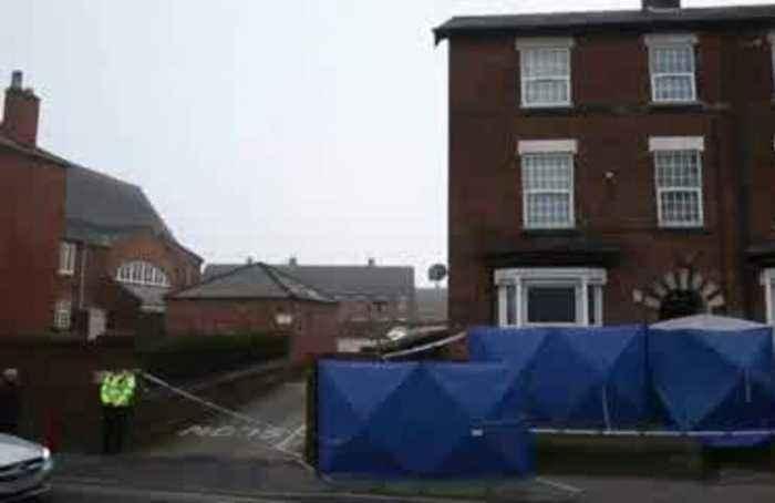 Forensics team seen at home of London Bridge attacker