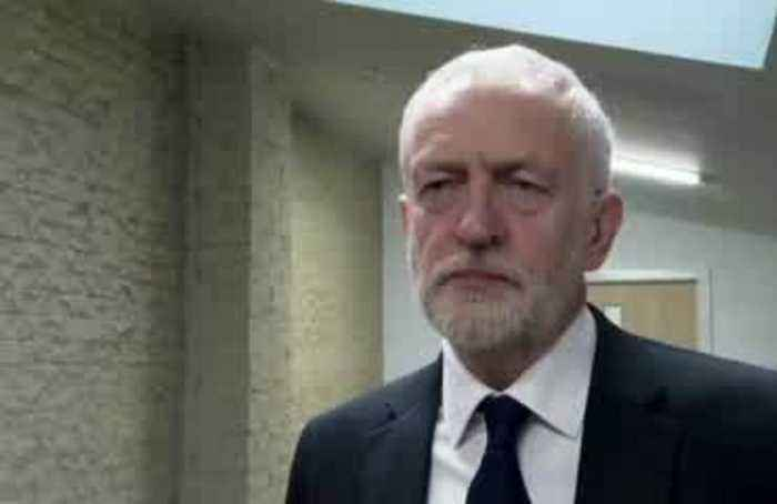 Corbyn demands full investigation of any mistakes over London Bridge attacker