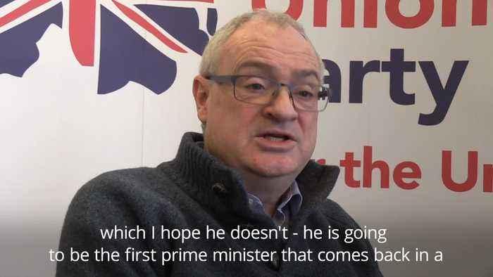 I hope Boris Johnson is not returned as Prime Minister - Steve Aiken
