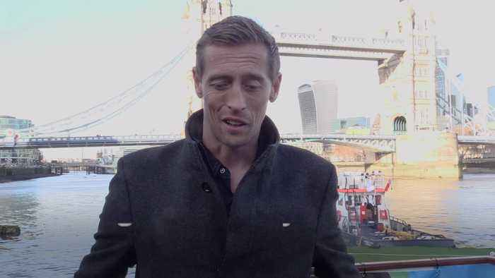 Peter Crouch: Mourinho is a 'breath of fresh air' for Spurs