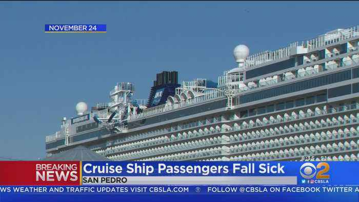 At Least 10 Passengers Sickened Aboard Norwegian Cruise Ship