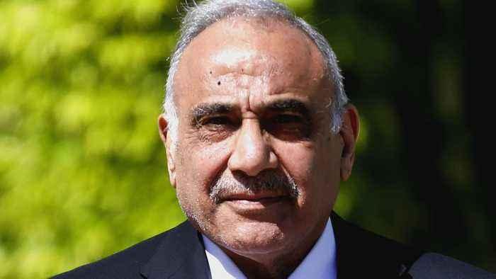 Adel Abdul Mahdi's short tenure as Iraq's prime minister