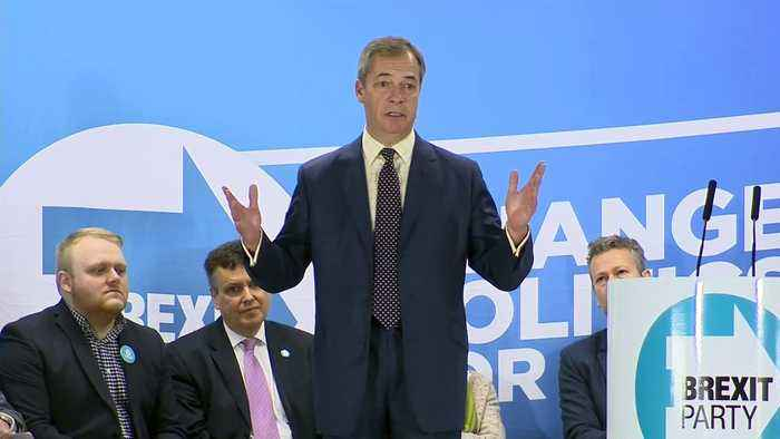 Farage: Terrorists should go to prison for life