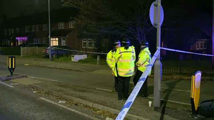 12 year old boy killed in hit and run outside school