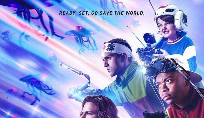 Adventure Force 5 Movie
