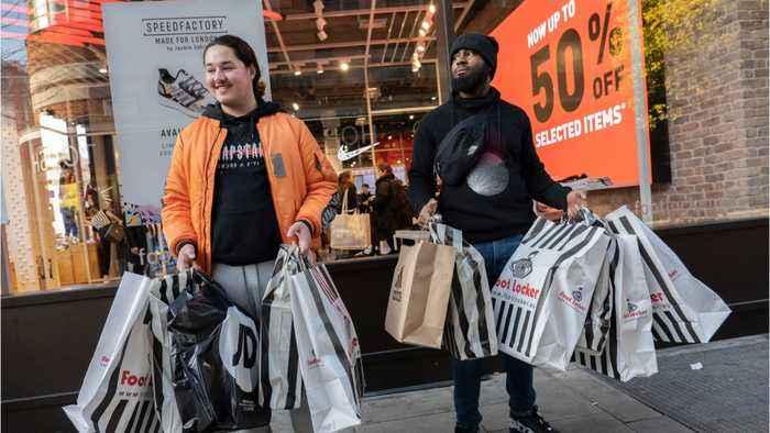 Black Friday Gets More Sales Online