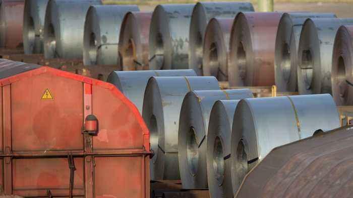 Trump Imposes Steel And Aluminum Tariffs On Brazil, Argentina