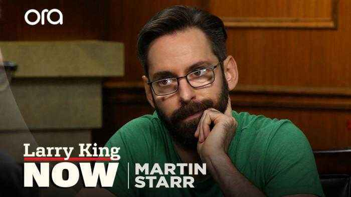 If You Only Knew: Martin Starr