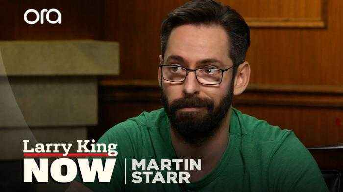 'It was pure at its core': Martin Starr on 'Freaks and Geeks' timeless appeal