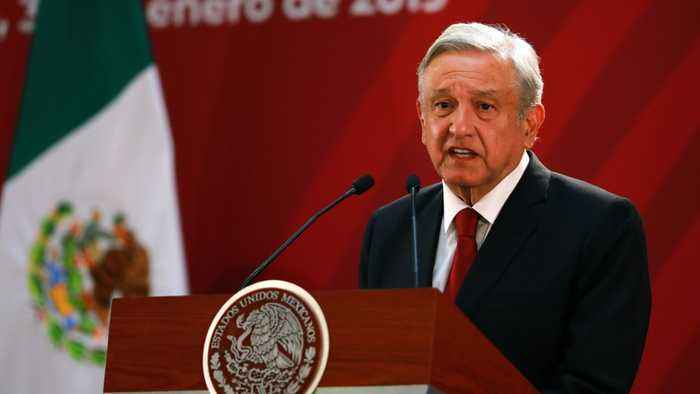 Mexican President Says They Will Handle Country issues Without Intervention