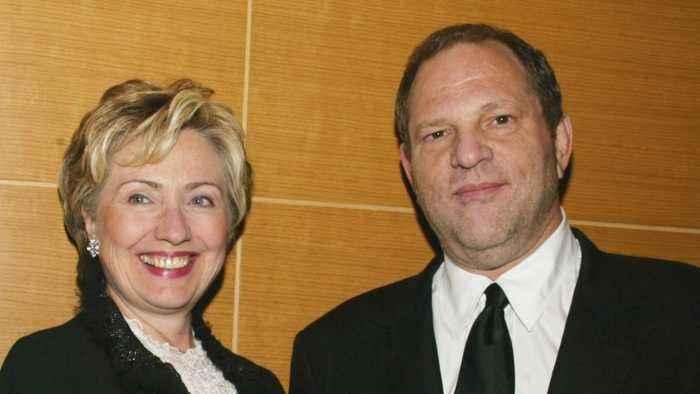 Hillary Mad At Ronan Over Harvey Story?