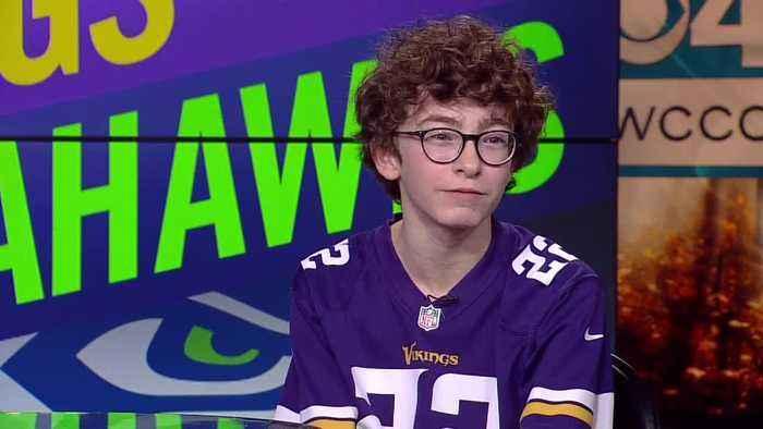 Seth and Liam Predict Vikings-Seahawks Match