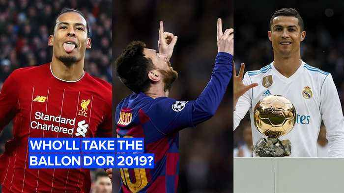 Who's going to win the 2019 Ballon d'Or?