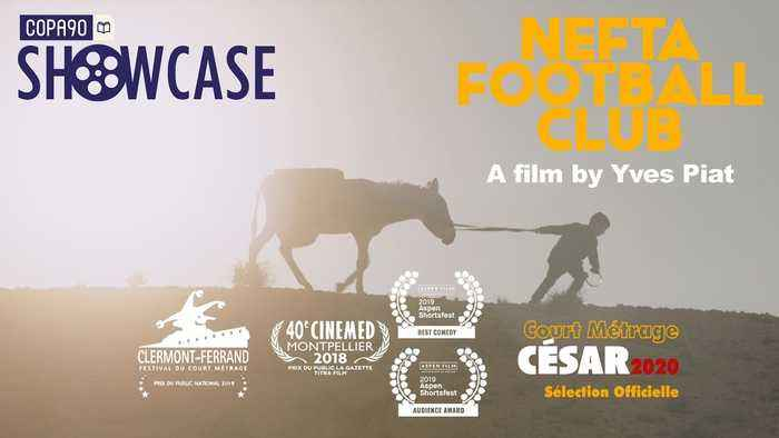 Nefta Football Club, The Story Of Two Brothers & A Lost Donkey | The COPA90 Showcase