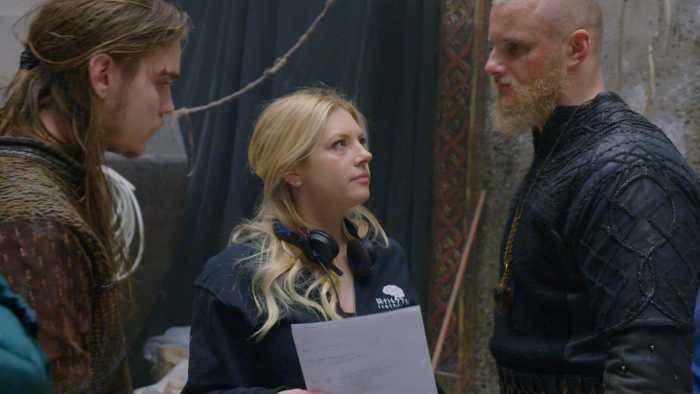 Katheryn Winnick On Directing Episode Of 'Vikings' S6