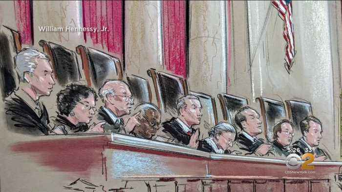Supreme Court Hears First Gun Rights Case In Almost 10 Years