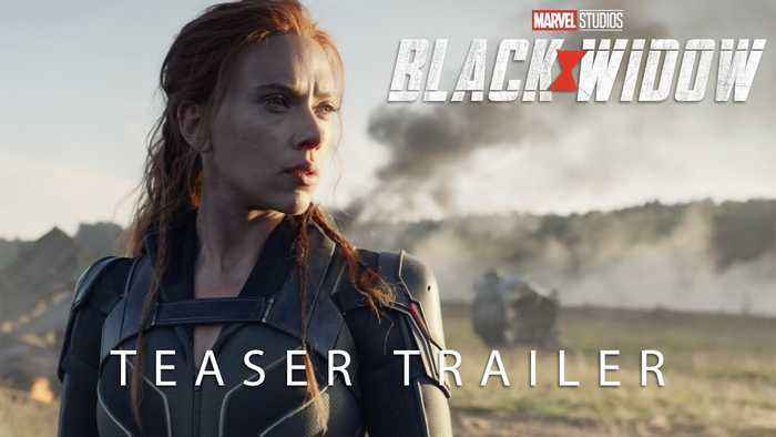 Black Widow Movie (2020) - Scarlett Johansson