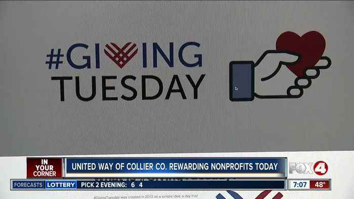 Giving Tuesday: United Way of Collier County to surprise several nonprofits