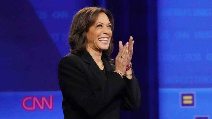 Kamala Harris Drops Out Of 2020 Presidential Race