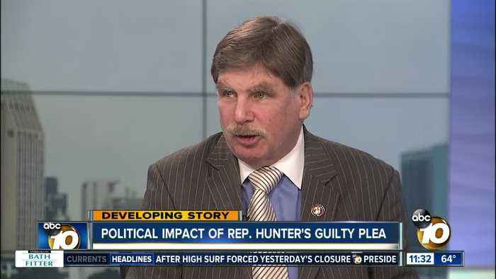 How Hunter's guilty plea will impact political landscape