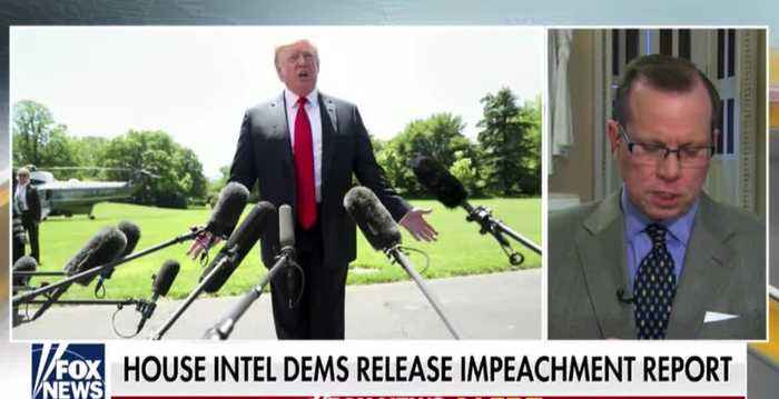 BREAKING: Statement Released By Adam Schiff On Impeachment Report