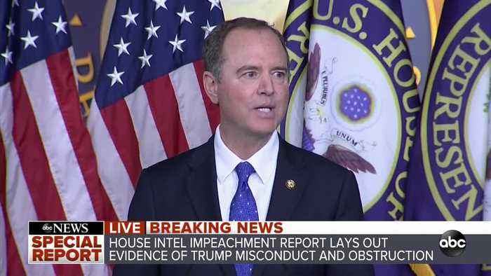 Democrats release impeachment report