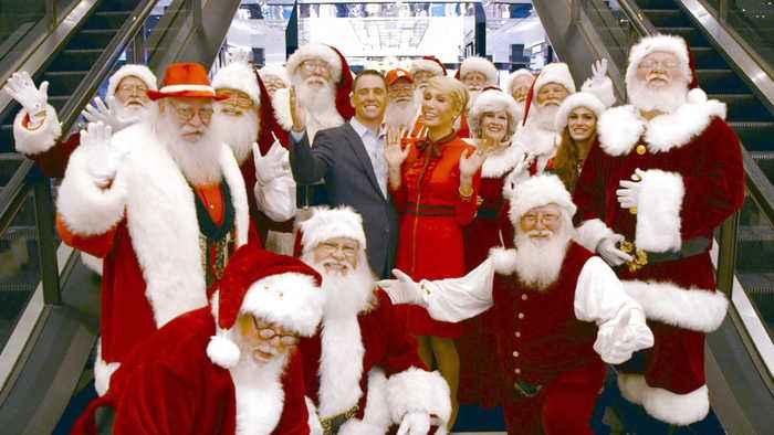 Update: Hire Santa
