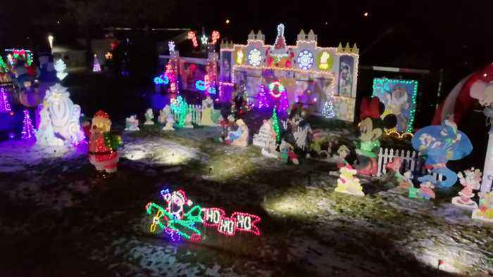 Murphy Family Wows with 75 Handcrafted Scenes