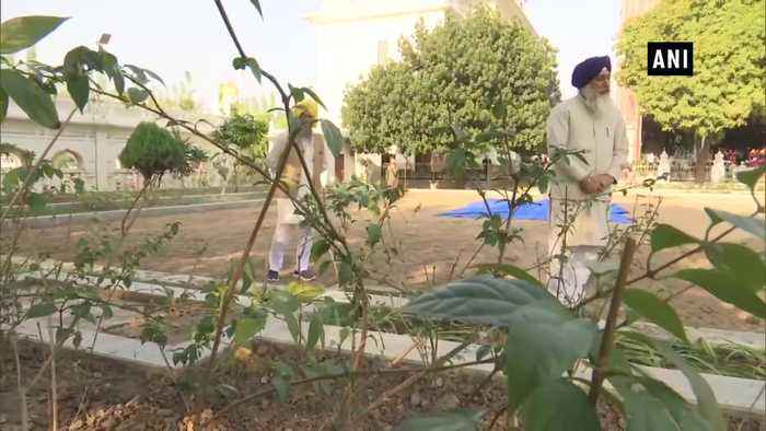 SGPC recreates Guru Ka Bagh in Amritsar near Golden Temple