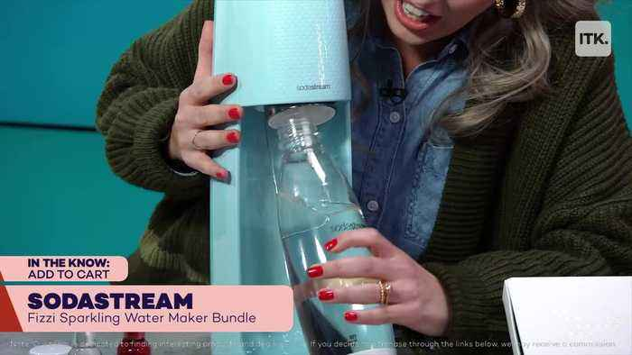 Cyber Monday 2019: Save more than 20 percent on this SodaStream bundle today