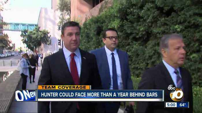 Rep. Hunter prepared to go to jail