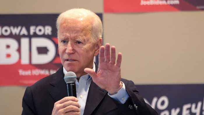 Biden Accuses Buttigieg Of Stealing His Healthcare Plan