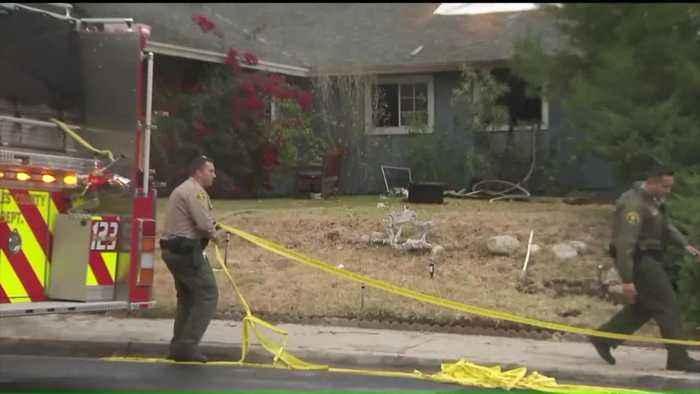 Elderly Couple Killed in Santa Clarita House Fire