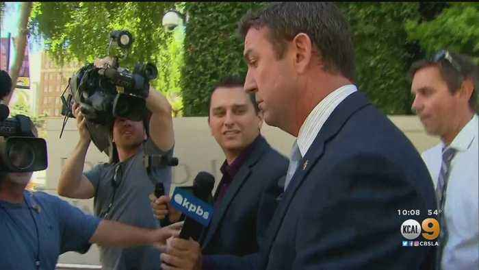 San Diego Rep. Duncan Hunter To Plead Guilty To Federal Corruption Charges